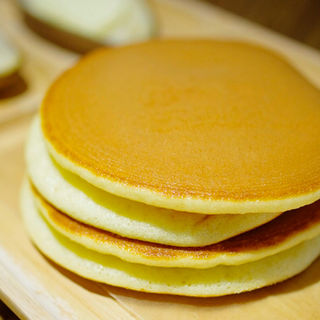 うさパンケーキ(うさぎや Cafe (ウサギヤ カフェ))