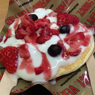 ココナッツベリーズパンケーキ(スシロー 四日市インター店 )