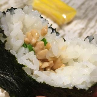 納豆(おむすび村 本店 (おむすびむら))
