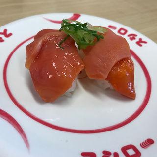 黒みる貝(スシロー福岡原田店)