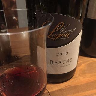 Vincent Legou Beaune 2010(Wine & Bar Oka)