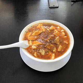 麻婆豆腐ラーメン(龍昇園 )