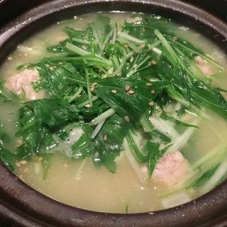 とり団子汁(串房酔゛下北沢店 (クシボウズ))