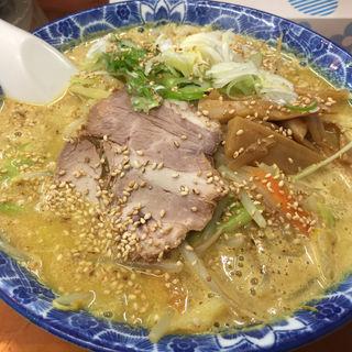 みそカレー風味麺(とことんらーめん )