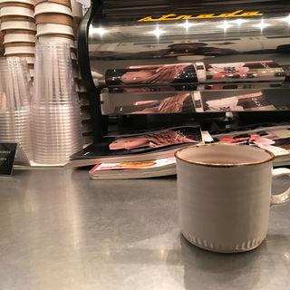 自家製シロップのお湯割り(ジンジャーエール)(TINTO COFFEE )