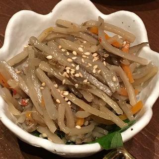根菜のきんぴら(喜楽 品川 )