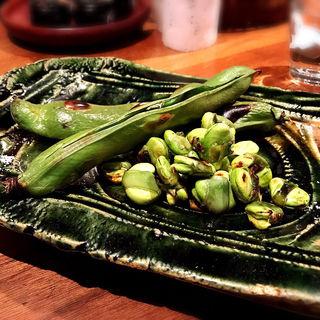 天豆塩焼(KAN (カン))