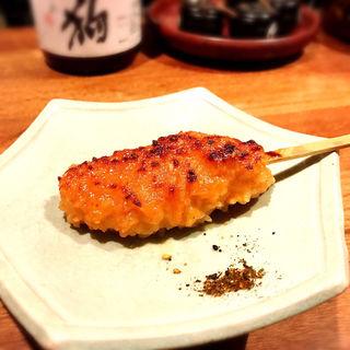 鶏つくね串 柚子味噌焼き(KAN (カン))