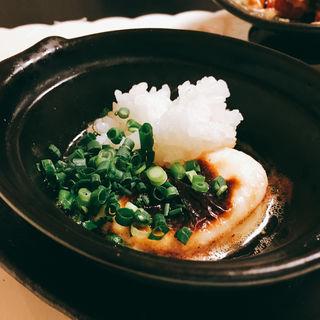 白子ご飯(すし処 會 (かい))