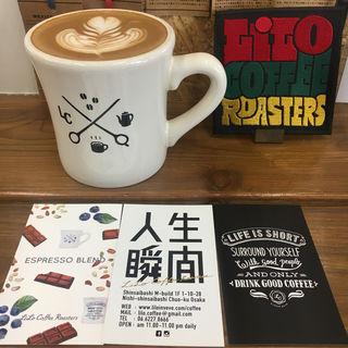 モカ ブレンド(リロ コーヒー ロースターズ (LiLo Coffee Roasters))