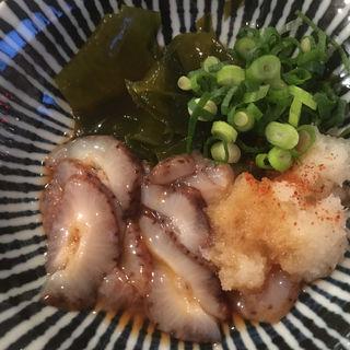 なまこ酢(ここら屋 先斗町店 はなれ )