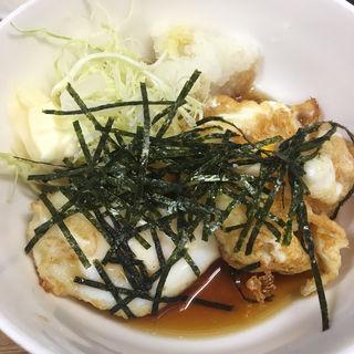卵の唐揚げ(馬力 新橋店 )