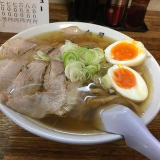 チャーシュー麺(青竹手打ラーメン日向屋 )