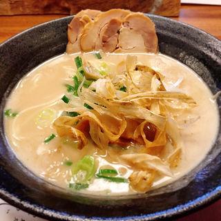 鶏塩(祇園麺処むらじ)