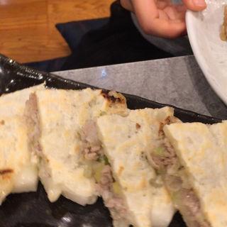 餅シュウマイ(もんじゃ お好み焼 鉄板焼 ぶんぶん )