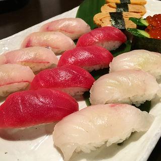 寿司(大衆寿司酒場 丸福)