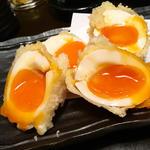 卵の天ぷら