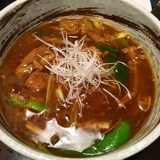カレーうどん(大衆寿司酒場 丸福)