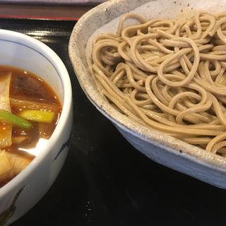 豚肉辛つけ蕎麦(蕎麦 夢うさぎ )