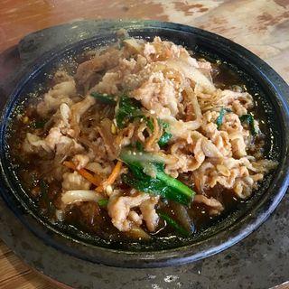テジプルコギ(韓国屋台 豚大門市場 馬喰町店  )