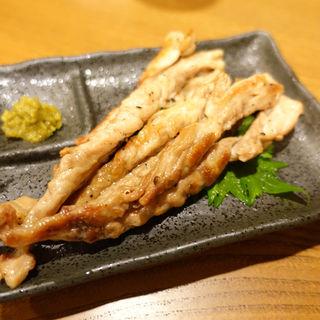 錦爽鶏 せせりの鉄板焼(呑みどころ 逢月-Houzuki-)