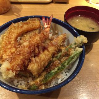 えび野菜天丼(天丼てんや 御徒町店 )