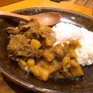 黒毛和牛スジと根菜のカレーライス(夕 (セキ))