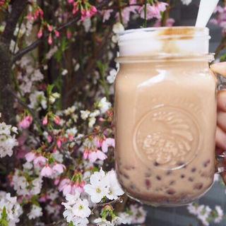 シーズナルラテ(Turret Coffee (ターレットコーヒー))
