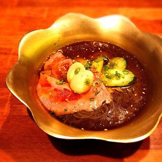 冷麺(代官山 焼肉かねこ )