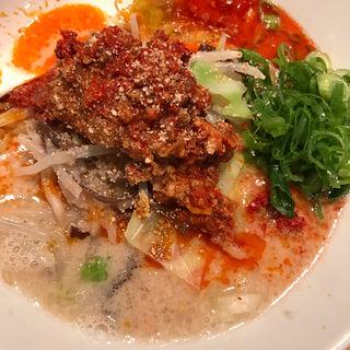 野菜辛か麺(一風堂 湘南SEASIDE)