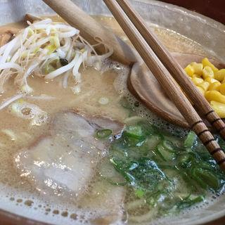 味噌ラーメン(わらじ )