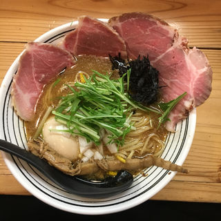 味噌らーめん(極麺 青二犀 (ゴクメン アオニサイ))