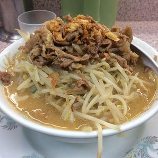 みそ肉タンメン(みそ一発)