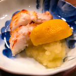 穴子の白焼き(馬場頭 ふろ (ババガシラフロ))