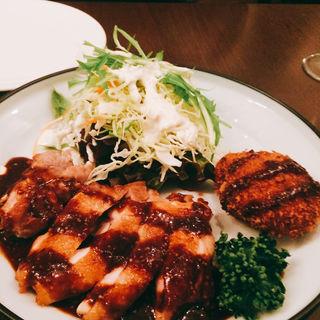 本日のランチ(洋食kogame)