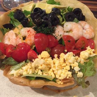 サラダ(ハワイアンダイニング hole hole Diner ‐ホレホレ‐ 銀座)