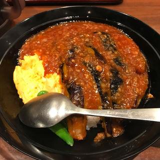 麻婆茄子丼(榮林 赤坂本店 (エイリン))