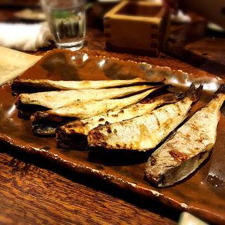 氷下魚一夜干し(赤鬼 (あかおに))