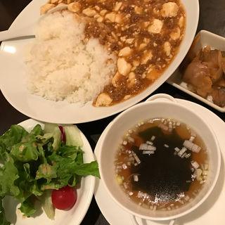 麻婆かけご飯(鎌倉山下飯店)