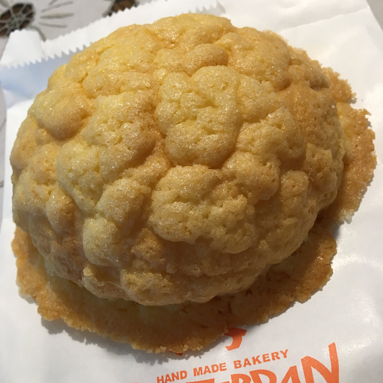 ピーター パン メロンパン