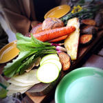 美味しい野菜を食べてプライベートも充実したい!代々木上原で食べたい野菜メニュー集