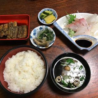 大亀定食(大谷食堂 )