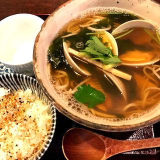 春せみ蕎麦(川せみ (かわせみ))