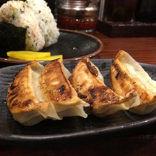 Cランチ(博多一口餃子)(博多ら〜めんShinShin 博多デイトス店)