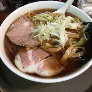 元祖魚介の中華そば(三代目 藤村商店 )