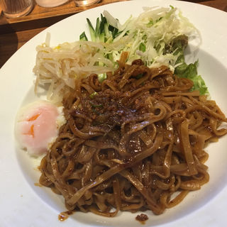◆期間限定!汁なし坦麺セット(担々麺 錦城 春日井店 (たんたんめん きんじょう))