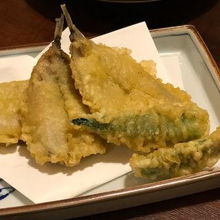 メヒカリ天ぷら(和彩酒処 伊織 )
