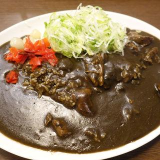牛すじネギカリー(船場カリー 東心斎橋店)