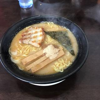 魚介醤油とんこつ(醤龍)