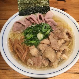 塩そば(清流 )